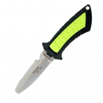 Pro-Dive 304 Stainless Steel Mini Knife Blunt Tip