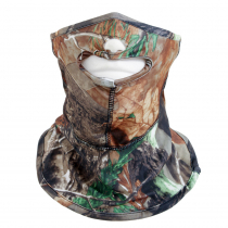 Outdoor Outfitters Stretch Fit Half Mask Forest Camo