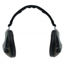 Barricade Electronic Earmuffs - Green
