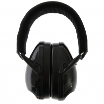 Barricade Junior Earmuffs Black -25dB