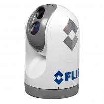 FLIR M-618CS Gyro-Stabilized Long-Range Thermal Imager 640x480