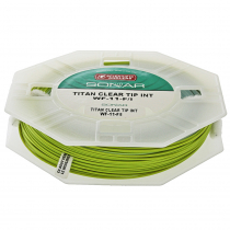 Scientific Anglers Sonar Titan Clear Tip Fly Line Wf11F/I