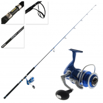 Okuma Azores Blue 6500 Stickbait Spin Combo 7ft 9in 45-150g 2pc