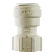 John Guest Tap Connector BSP Female Connector 15mm x 1/2in