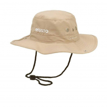 Musto Fast Dry Brimmed Hat Light Stone