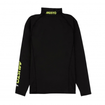 Musto Youth Champ Hydro Long Sleeve Top Black Junior M