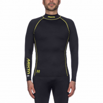 Musto Sunblock Long Sleeve Rash Guard Black