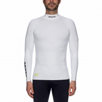 Musto Sunblock Long Sleeve Rash Guard White