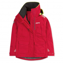 Musto BR2 Offshore Jacket Womens Red/Red
