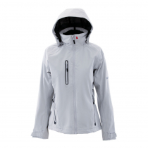 Musto BR1 Corsica Jacket Womens Platinum Size 14