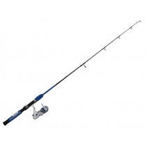 Ugly Stik Tackleratz Spinning Kids Combo Blue 3ft 9in 2-4kg 1pc