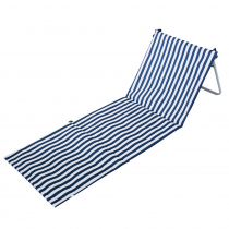 Foldable Beach Mat with Back Support