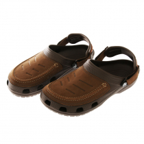 Crocs Mens Yukon Vista Clogs Espresso