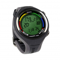 Mares Smart Air Dive Computer Black