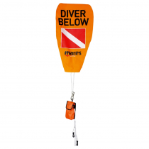 Mares Safety Stop Marker Dive Buoy