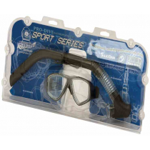 Pro-Dive Adult Mask and Snorkel Blue