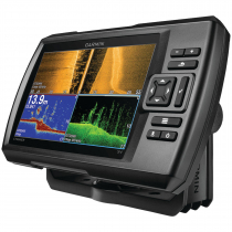 Garmin STRIKER 7sv CHIRP ClearVu Fishfinder with GPS and GT52-TM Transducer