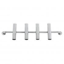 Stainless Steel Rod Holder - Holds 4 Rods