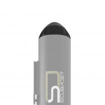 SCUBAJET Replacement Blank Nose Cone
