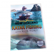NZ Kayak Fishing with Rob Fort DVD Vol 1