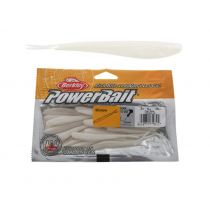 Berkley Powerbait Minnow Soft Bait 3in Pearl White