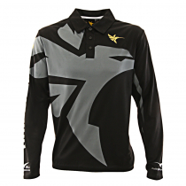 Humminbird Stealth Sublimated Fishing Shirt