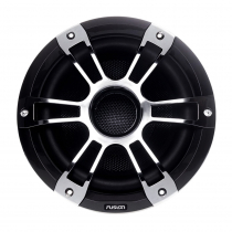 Fusion Sports Chrome Marine Subwoofer with LED 10in 450W