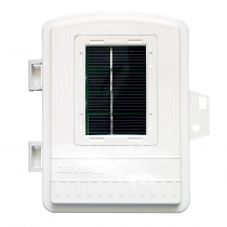 Davis 7345.086 Replacement Hinged Cover with Dual Solar Panels
