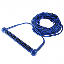 Loose Unit PS401 Deluxe Rope and Handle 75ft - Assorted Colours