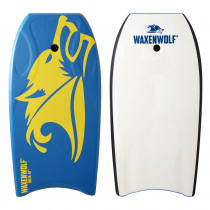 Waxenwolf Delta Bodyboard with Leash 42in