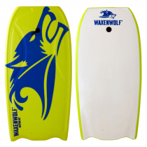 Waxenwolf Alpha Bodyboard with Leash 45in