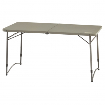 Coleman Folding Table 4ft