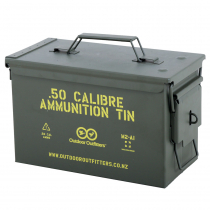 Outdoor Outfitters 50Cal Lockable Ammo Box X1