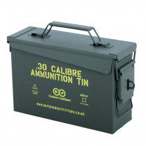 Outdoor Outfitters 30Cal Lockable Ammo Box X1