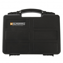 Supermax Supermax Heavy Duty Pistol Case