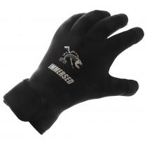 Immersed 3mm Kevlar Palm/Finger Dive Gloves XS