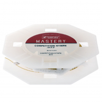 Scientific Anglers Mastery Competition Euro Nymph Fly Line 0-5F Bamboo