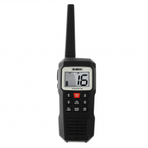 Uniden Atlantis 155 Two-Way VHF Floating Handheld VHF Radio