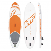 Hydro-Force Aqua Journey Inflatable Stand Up Paddle Board 9ft