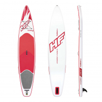 Hydro-Force Fastblast Tech Inflatable Stand Up Paddle Board 12ft 6in