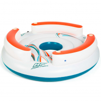 Hydro-Force Lazy Dayz Inflatable Island Lounge