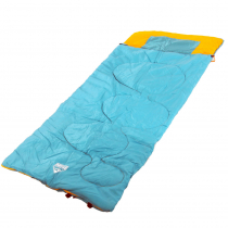 PAVILLO Evade 5 8C Sleeping Bag Blue Orange