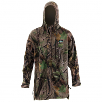 Ridgeline Pro Hunt Fleece Mens Jacket Nature Green Camo
