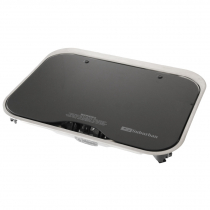 Suburban 2-Burner Cooktop with Glass Lid