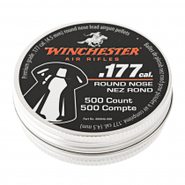 Daisy Winchester .177 Caliber Round Nose Pellets 500 Count