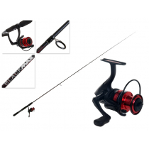 Abu Garcia Black Max SP20 Spinning Combo 7ft 8in 1-3kg 2pc
