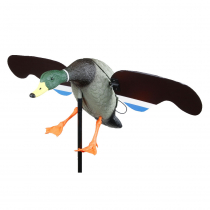 Game On Spinner Winner Motorised Mallard Decoy