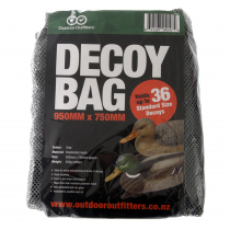 Outdoor Outfitters Decoy Bag Standard Mesh Grey 95x75cm