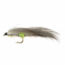 Manic Tackle Project Cut Cat Silver Ghost #8