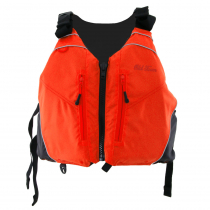 Old Town Outfitter Riverstream Level 50 Adult PFD Life Vest Orange